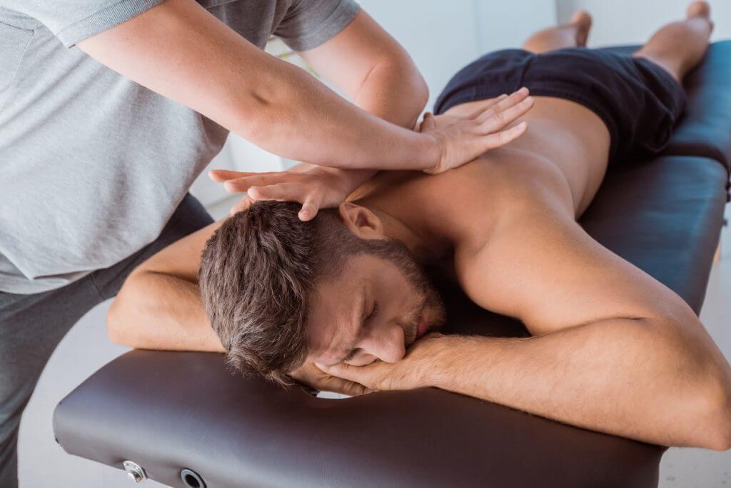 Kinésithérapie du dos