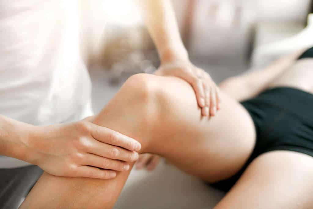 Kinésithérapie du genou