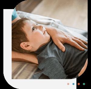 Thérapies pour les enfants